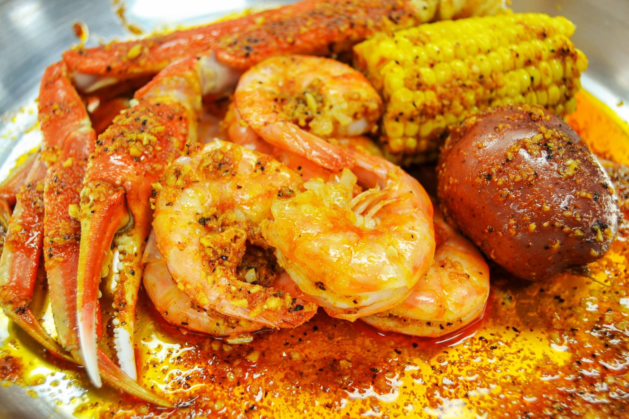 Only the Freshest Seafood from the Coast